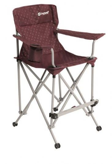 Outwell CATAMARCA JUNIOR CLARET Chair